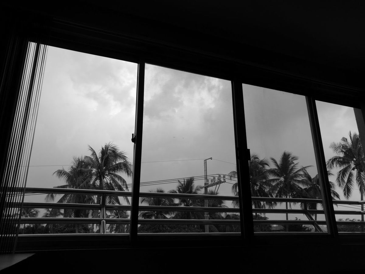 After The Rain Stopped Clouds And Sky Cloud_collection  Clouds Cloudy By The Window Window View Window Sill Window Window Art Monochrome Monochrome _ Collection Monochrome Collection Monochrome Photography Monochrome Sky Cloudy Afternoon Afternoon Sky Afternoon Moment
