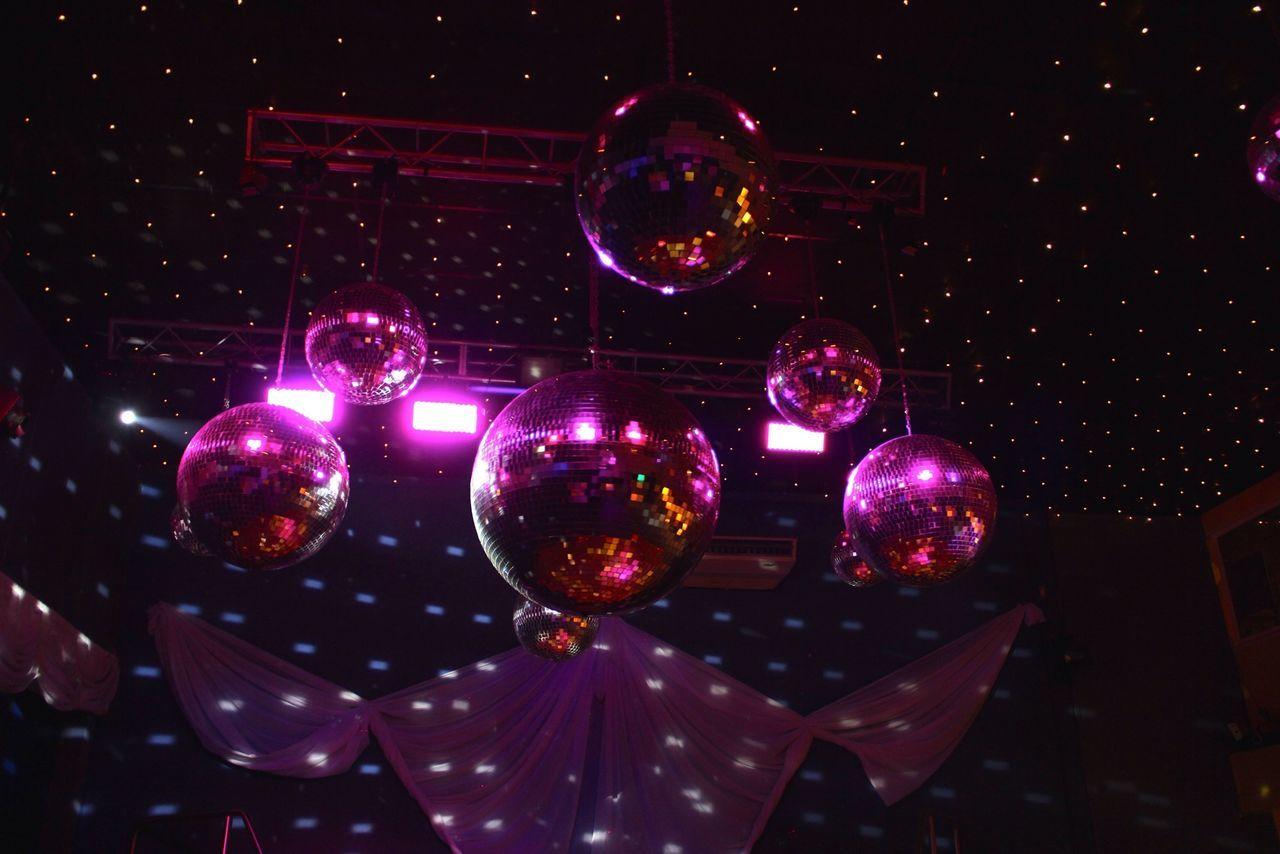 Beautiful stock photos of birthday, Arts Culture And Entertainment, Disco Ball, Illuminated, Indoors