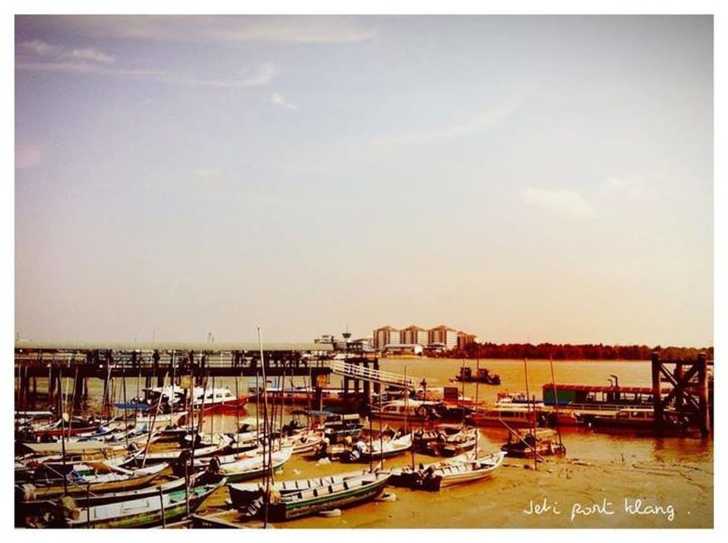 The Jetty Jetty Area Portklang Selangor
