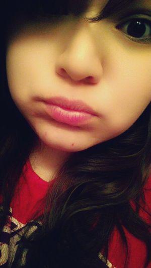 Brown Eyes Beauty That's Me Lifestyle WokeUpLikeThis Lips <3