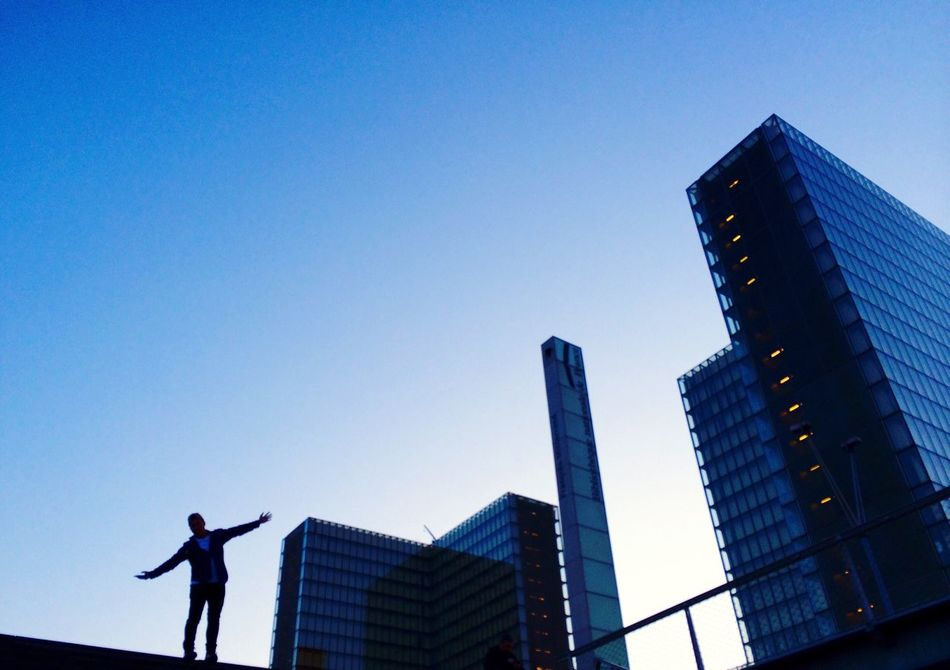 Beautiful stock photos of freedom, Architecture, Arms Outstretched, Building Exterior, Built Structure