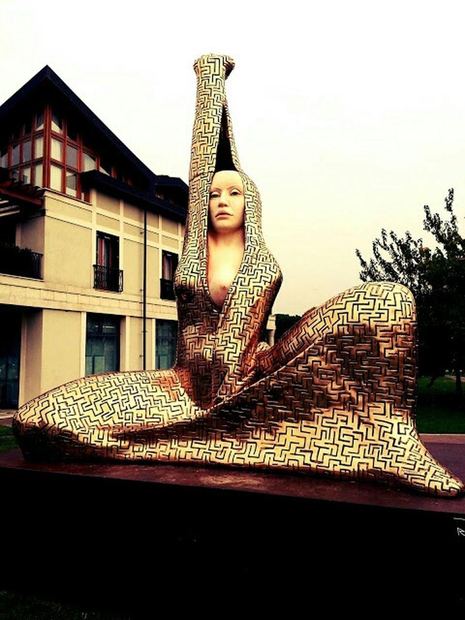 Rabarama People Urban Sculpture