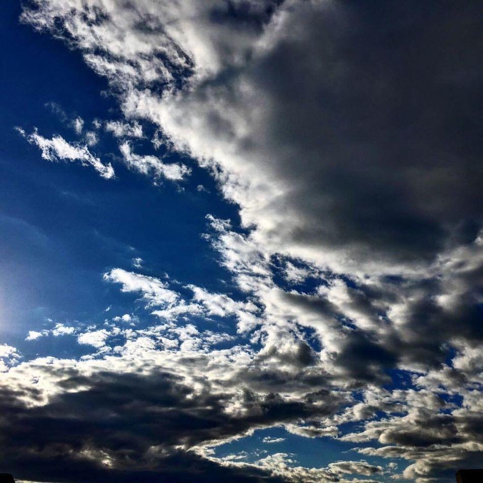"It's a ""feel good"" kind of day https://youtu.be/HyHNuVaZJ-k EyeEm Best Shots Cloud - Sky ATouristInMyOwnCity ScenesFromTheStreet TheSidewalksOfTheCity"