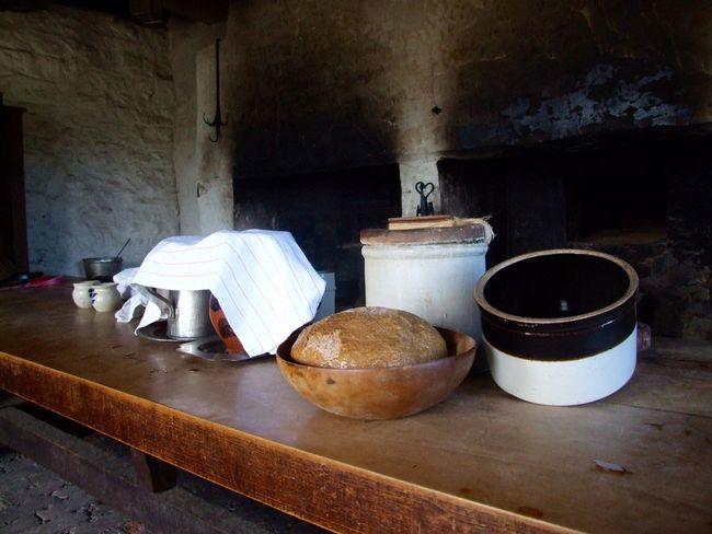 No People Home Sweet Home Bread Kichen Old Fort Niagara Fort Niagara State Park USA USA Photos Kitchen Dishes Table Kitchen Kitchenware Kitchen Life Kitchen Art Pot Pots Kitchen Things