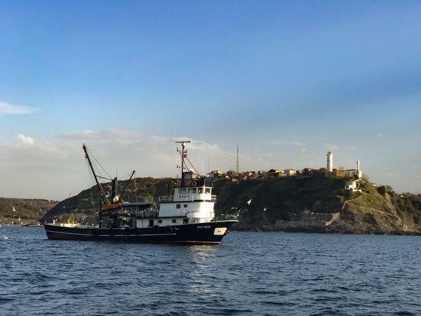 Fisherman Bosphorus