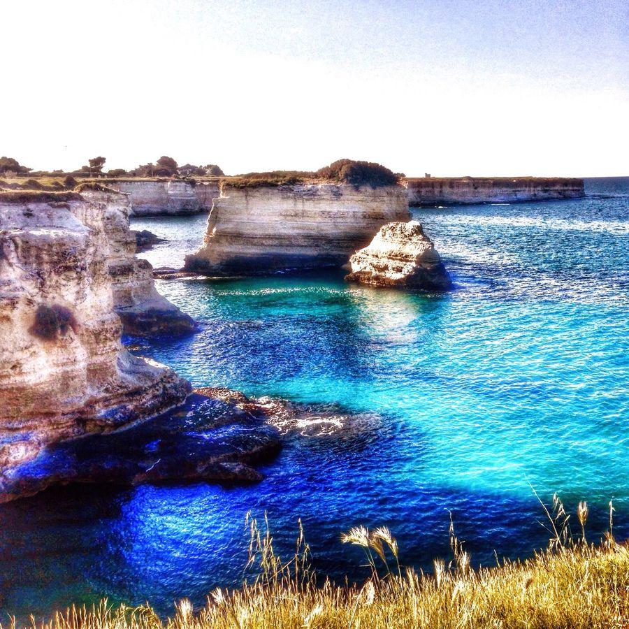 Salento Puglia Mare Sea Natura