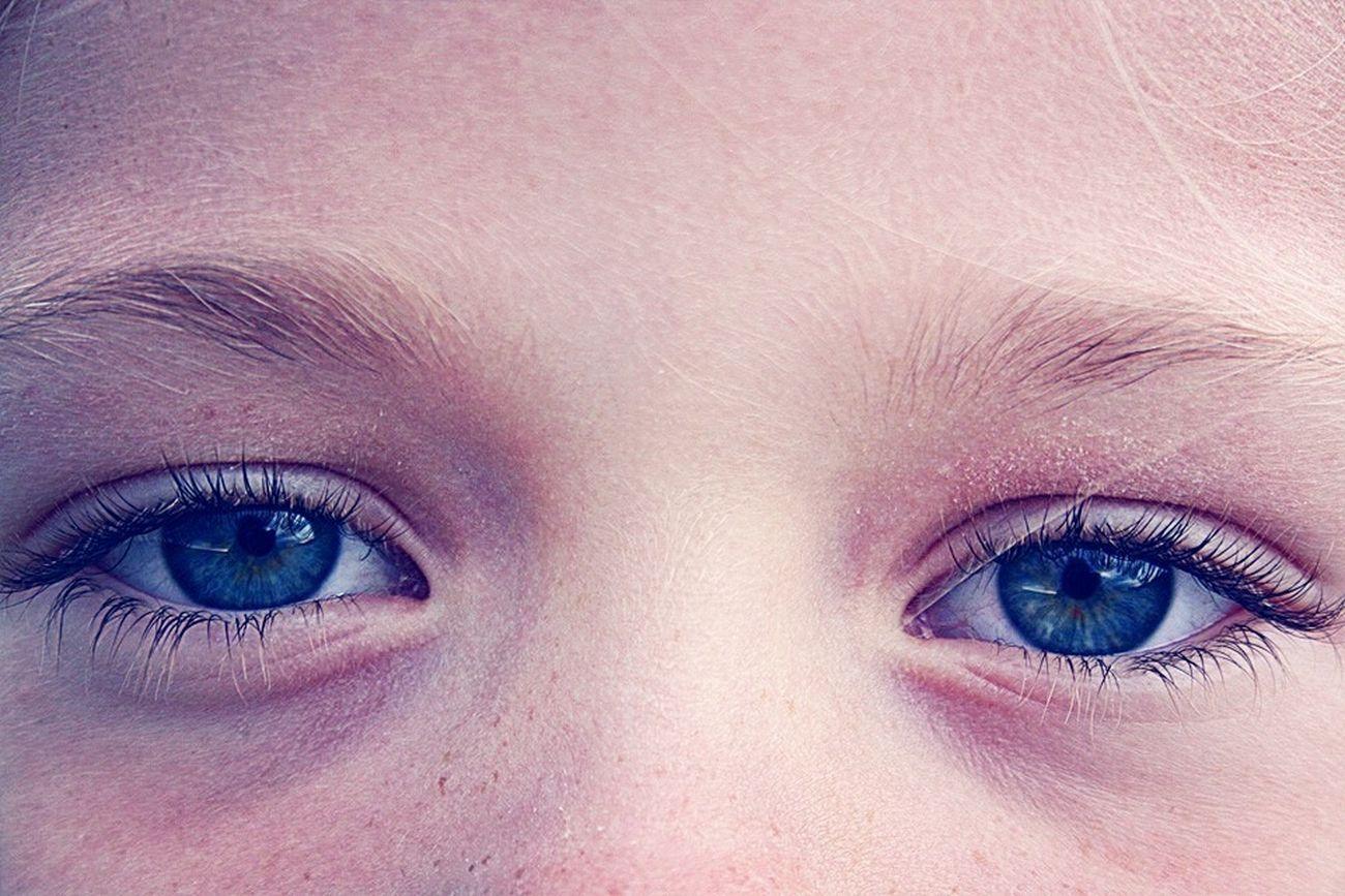 Les yeux de ma cousine ?