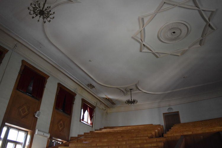 Auditorium Different Places Law School Learning Environment Lecture Hall Old Buildings Smart People Studying University