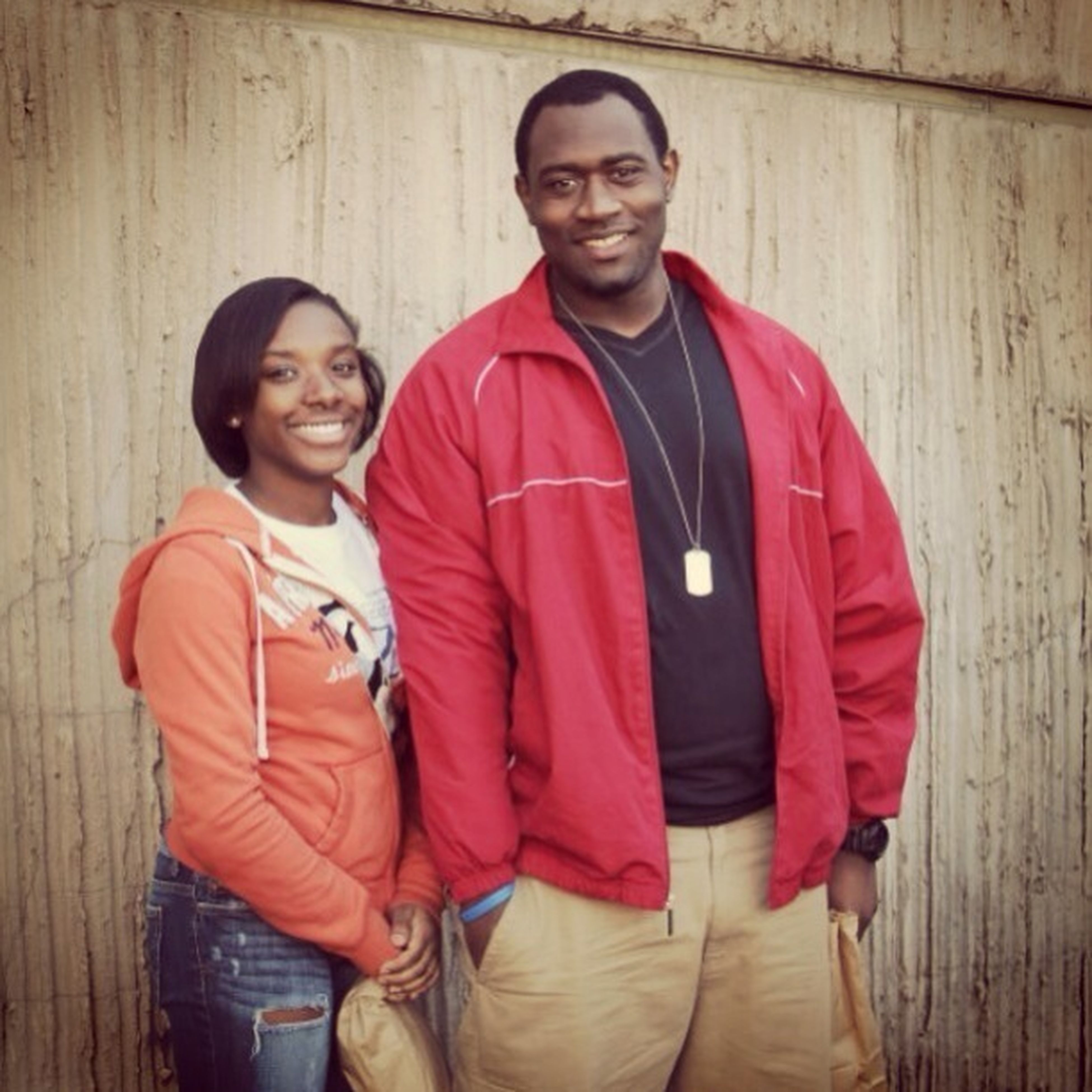 Me And My Brother At The Walk A Couple Of Days Ago