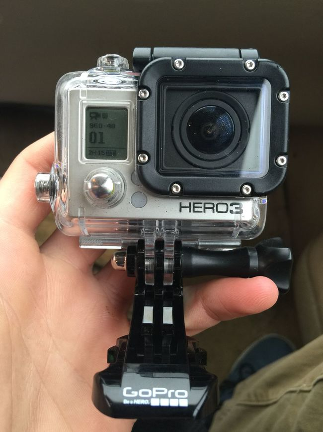 Honestly the best thing ever??? Gopro Goprohero3blackedition Bestthingever