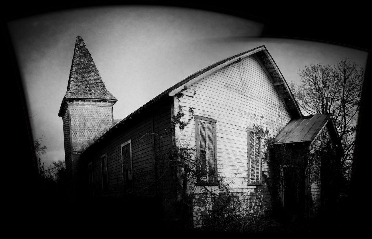 Church Architecture WeAreJuxt Blackandwhite
