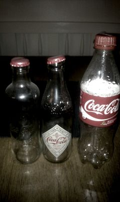 Coke at home by Matilda