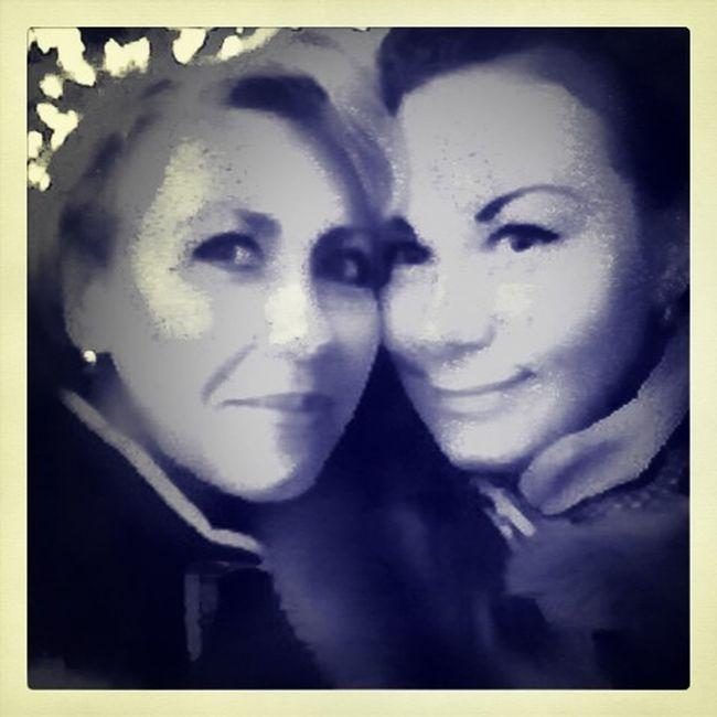 С мамочкой!!!