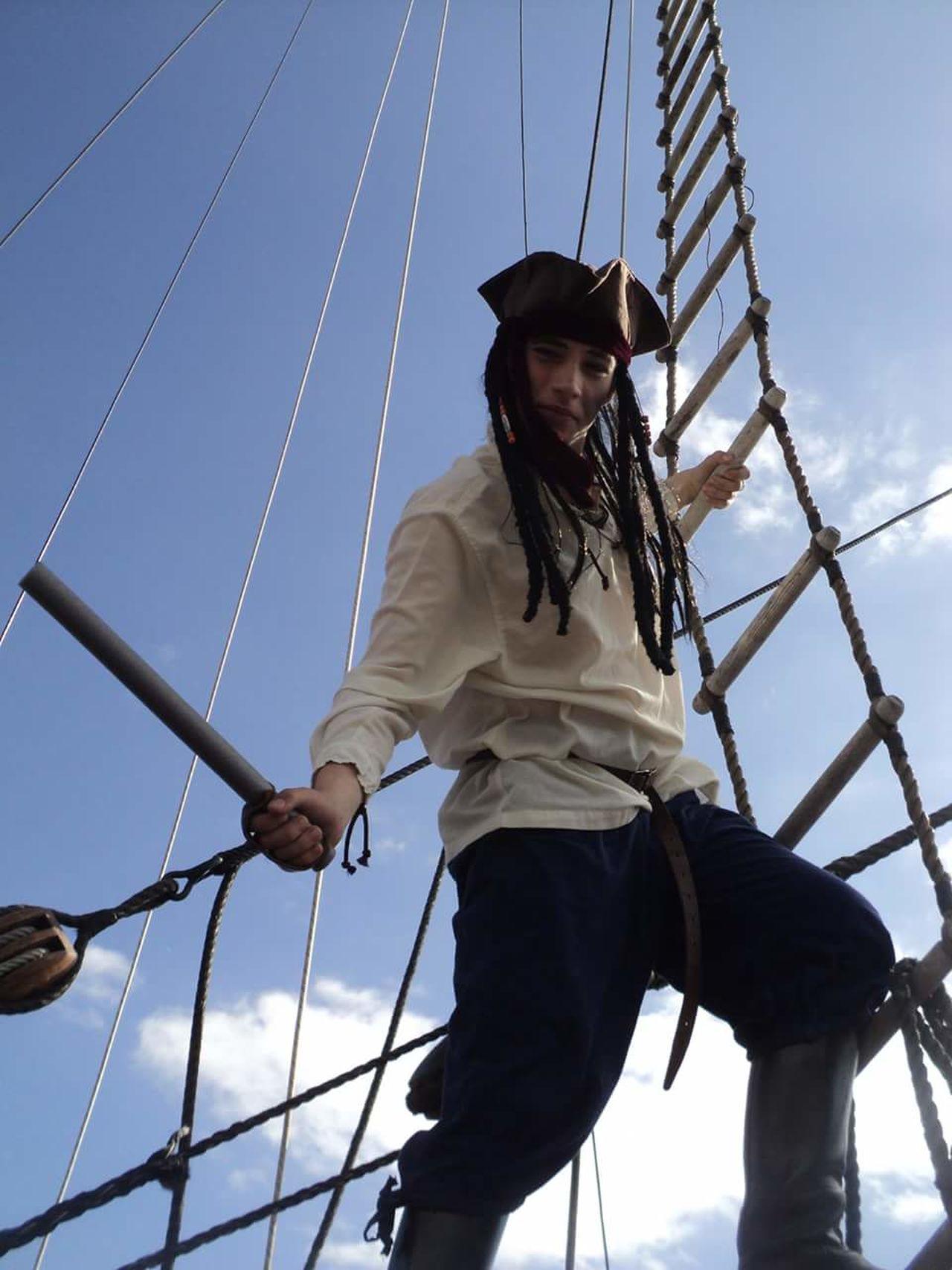 Beautiful stock photos of pirate,  25-29 Years,  Costume,  Day,  Fun