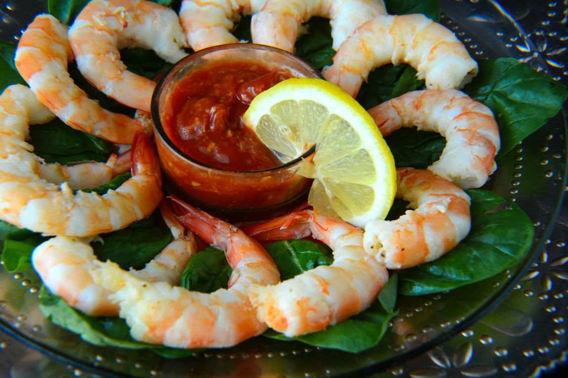 Appetizer Close-up Cocktail Sauce Cooked Food Food And Drink Freshness Healthy Eating Indulgence No People Organic Ready-to-eat Seafood SEAFOOD🐡 Serving Size SHELLFISH  Shrimp Shrimp Cocktail Temptation