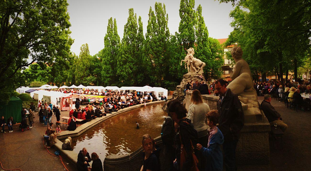Weinfest Weinbrunnen Berlin 2015 Berlin Wein Picknick
