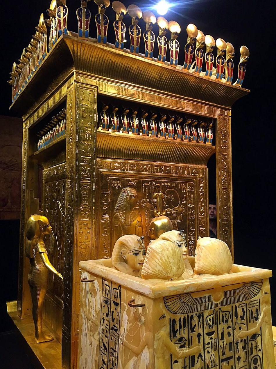 Architecture Sculpture Statue Egyptian Museum Global Village Dubai IPhone EyeEmNewHere