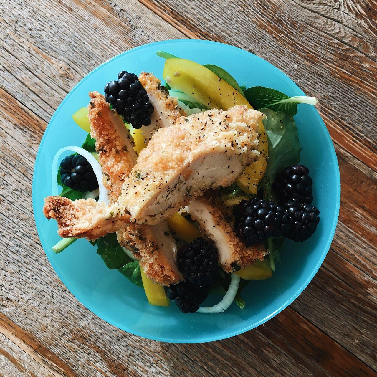 salad creation number 3,003. Heber City
