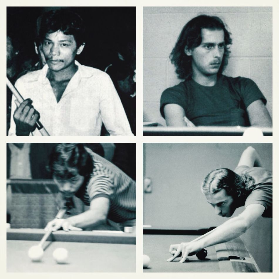 Legends, heroes, masters 9 Ball Billiards Champions