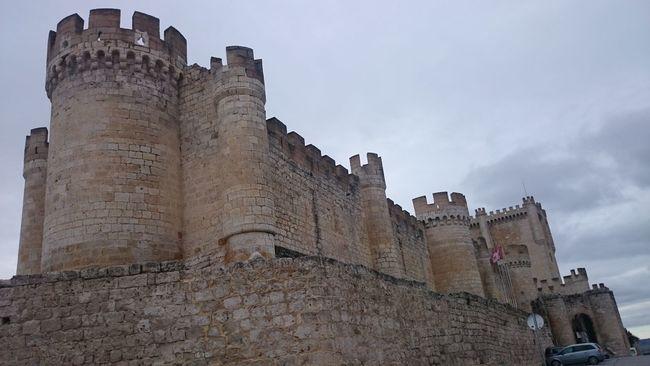 El Castillo De Peñafiel