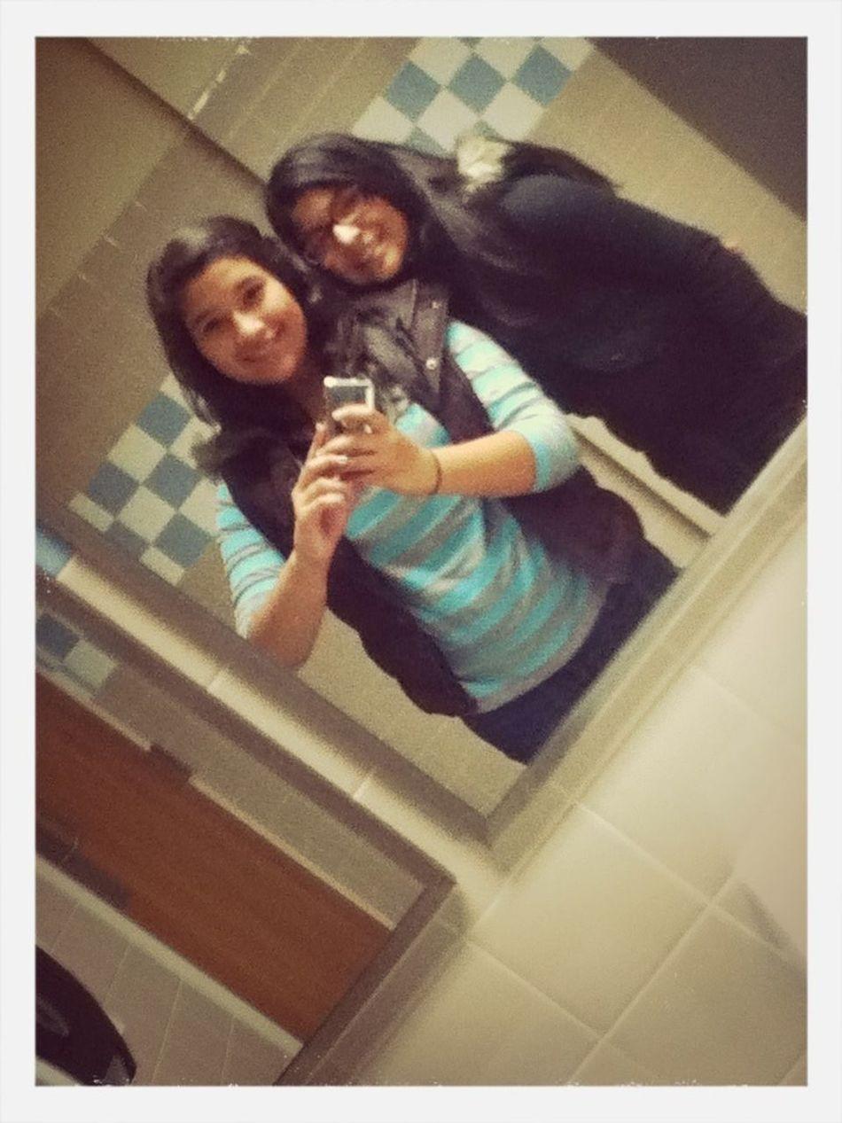 With My Bestie!<3