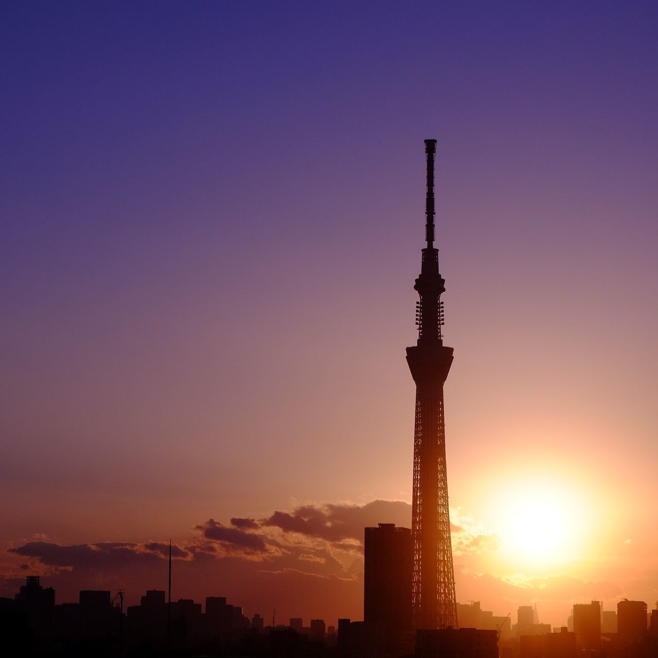 Tokyoskytree Today's Hot Look 東京スカイツリー
