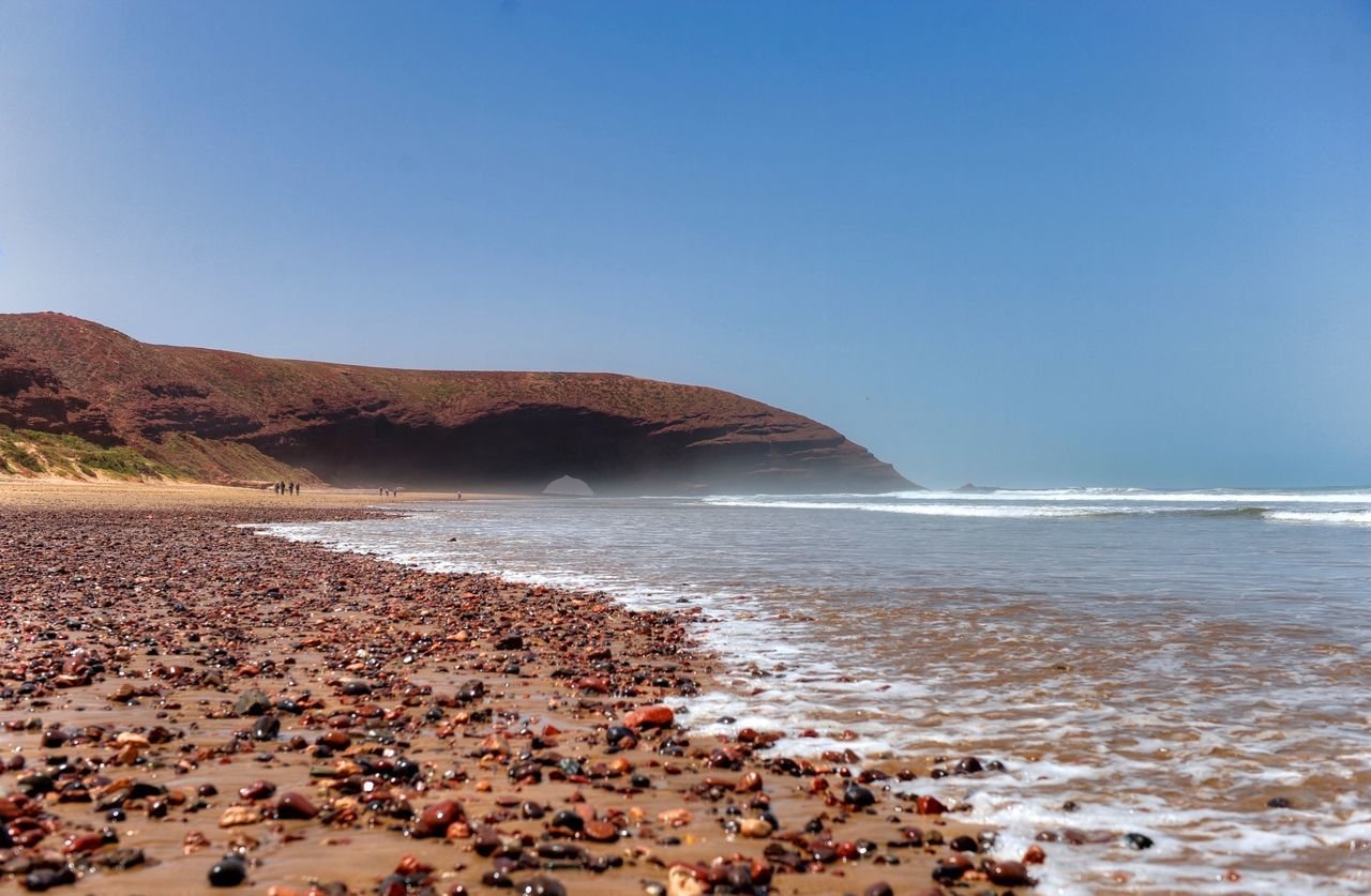 Legzira Marocco Marokko Ocean Ocean View