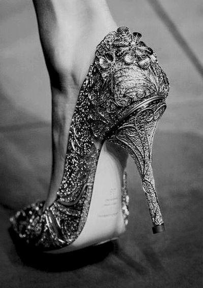 Silberschuh Beautiful ♥