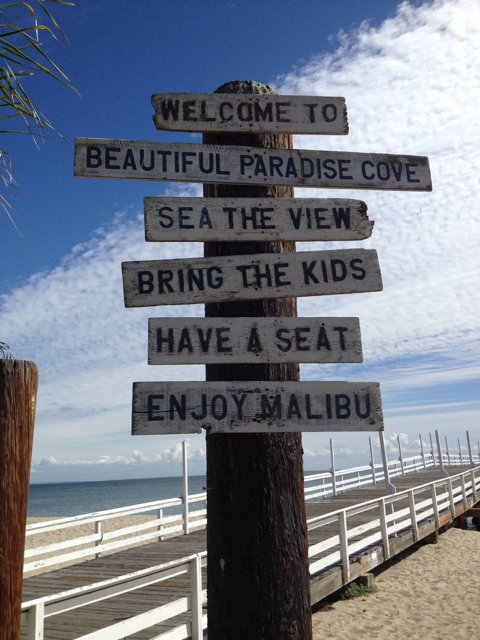 Beach California Cool Malibu Malibubeach Sea