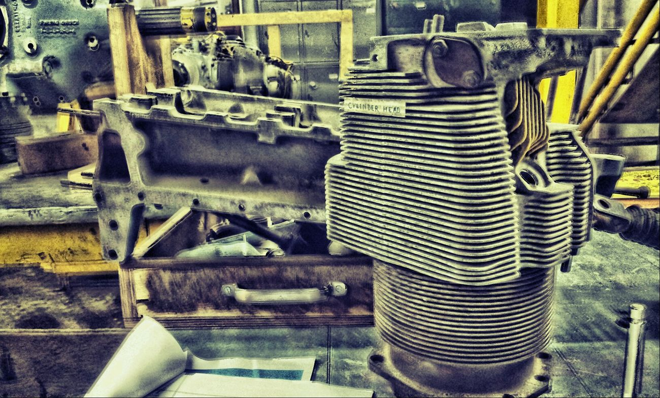 Art Cylinder Head Taking Photos IPhone Photography