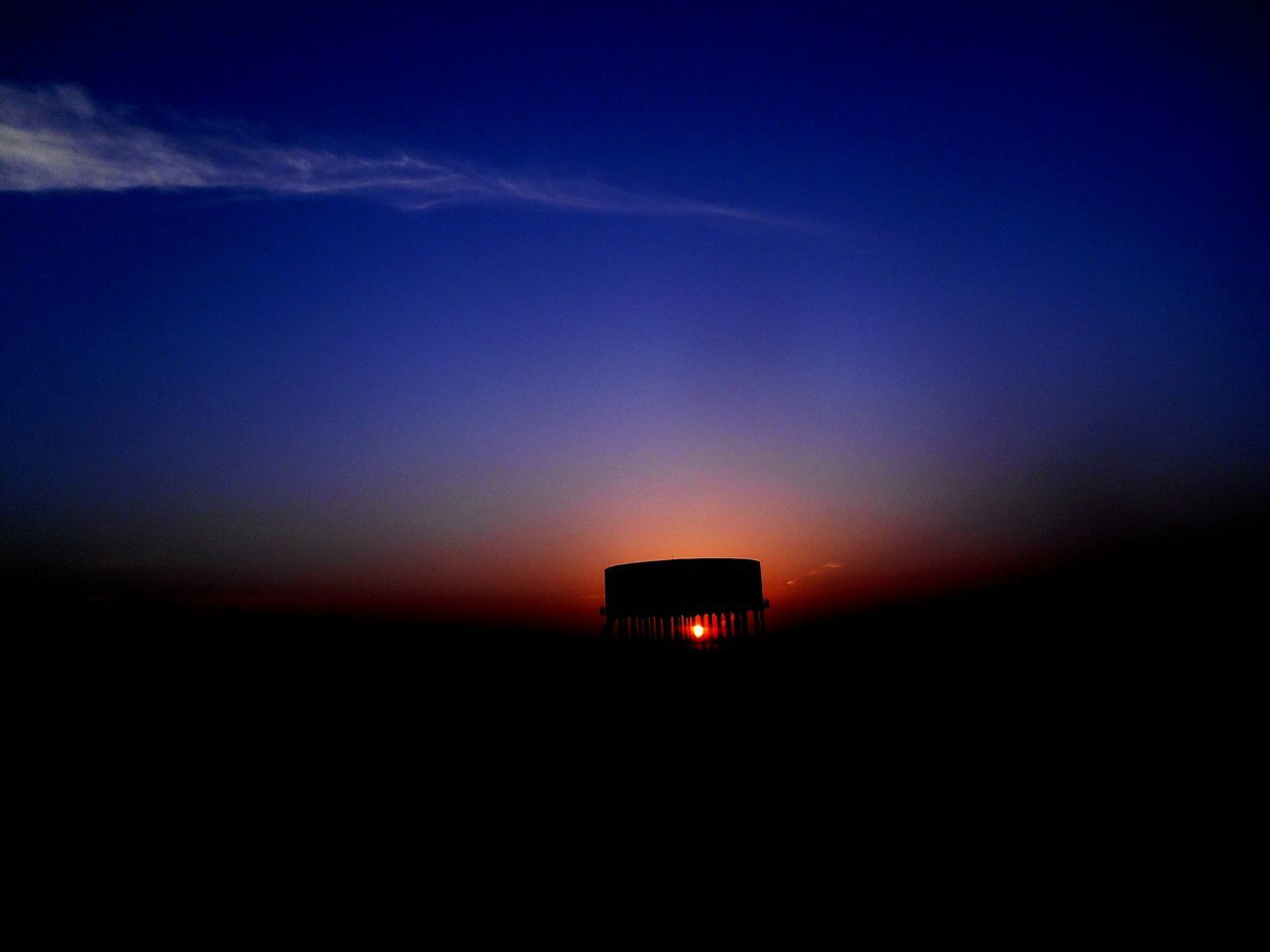 silhouette, dark, sunset, nature, sky, no people, beauty in nature, landscape, outdoors, night