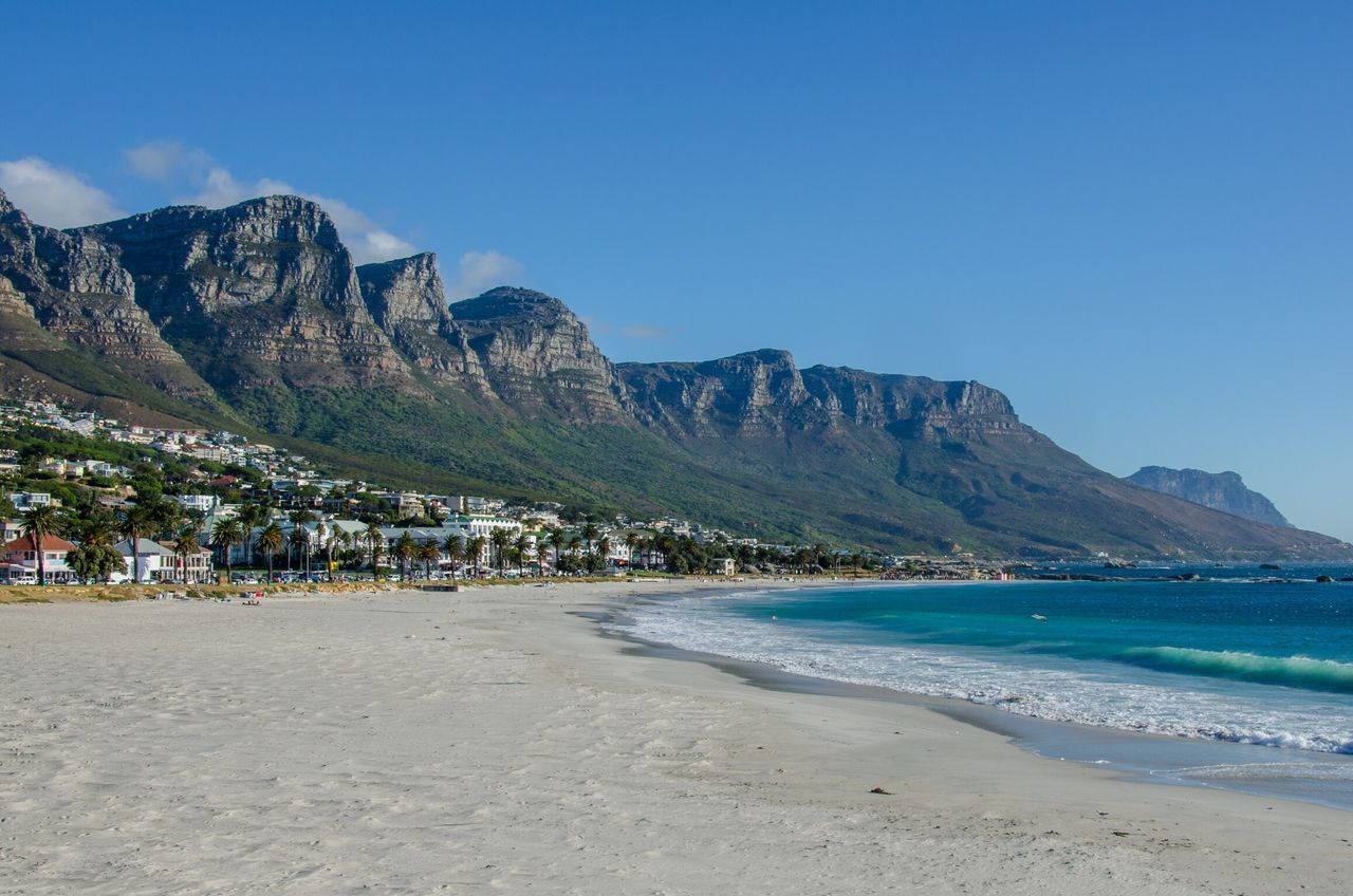 South Africa Beach Camps Bay