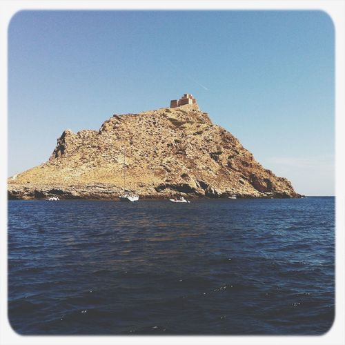 Marettimo Castle