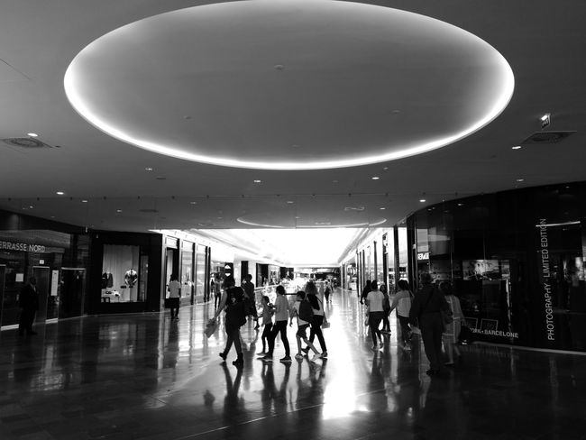 Indoors  Large Group Of People Built Structure People Architecture Adults Only Day Provence Marseille Shopping Center EyeEmNewHere Art Is Everywhere ミーノー!!
