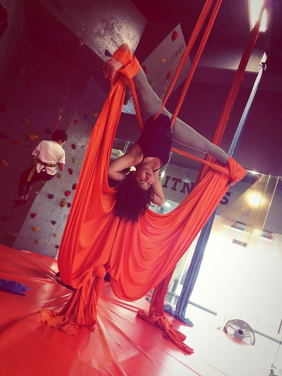 Danza Aerea Smile :) Danzaaerea Flexible