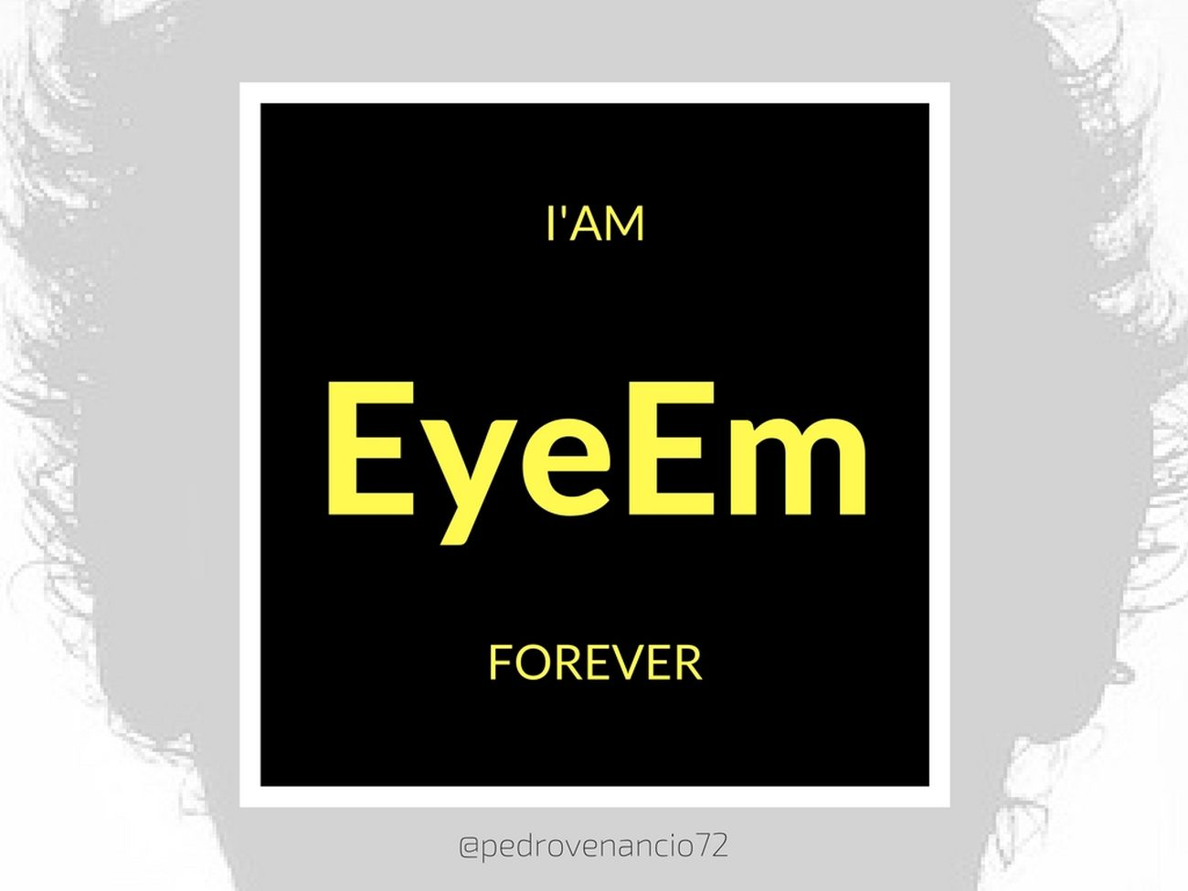 I love the EyeEm and I have to confess that I will be EyeEm Forever Thanks EyeEm team for the excellent work your ... EyeEm Eyeem Berlin EyeEm Hong Kong EyeEm NYC EyeEm Team Information Message Placard Text Western Script