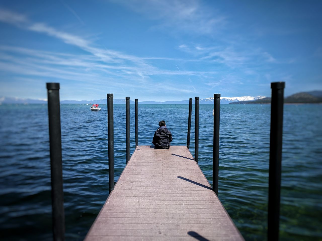 Water Sea Pier One Person Day Jetty Outdoors Horizon Over Water Sky Nature One Man Only Leisure Activity Blue People Scenics Adult Only Men Beauty In Nature Adults Only Neighborhood Map