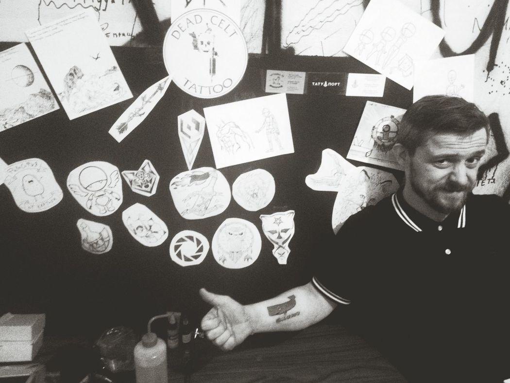 Taking Photos Hi! Relaxing Hello World I'm Tattoo Master Tattoo Tattoo ❤ 60rus