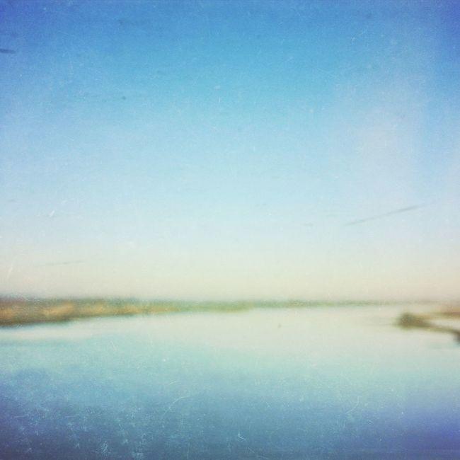 From behind glass River Train Edited EyeEm Best Shots