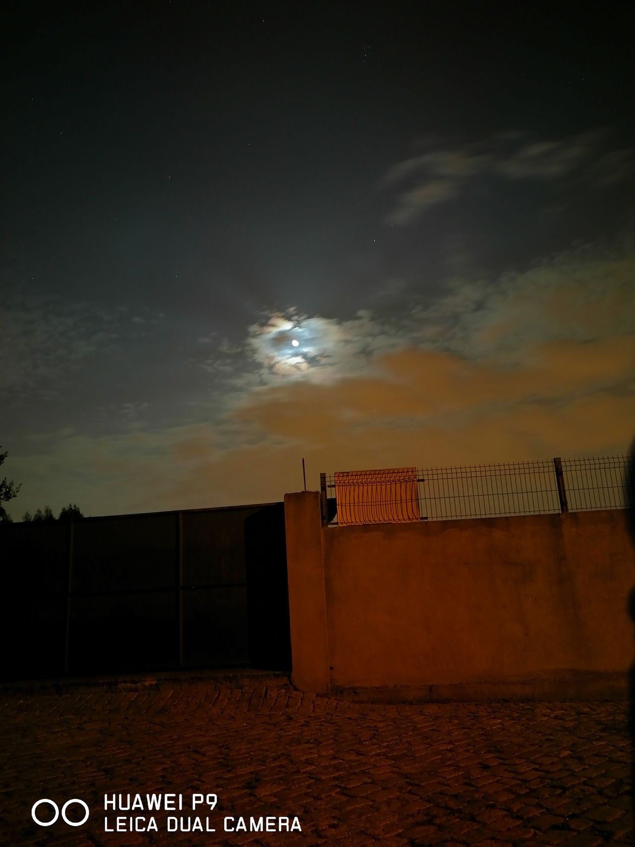 Sky Night Gooddreamstonight