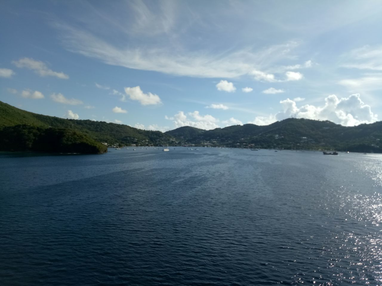 Bequia Tree Forest Landscape Lake Mountain Scenics Water Outdoors Beauty In Nature Nature Sky No People Day travel destinations Island Travel Destinations Nature Beauty In Nature Yachting Sailing Ship Sailing Yacht Nautical Vessel Tranquil Scene Blue Cloud - Sky