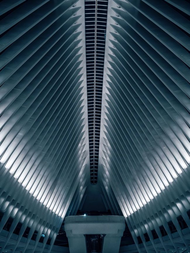 VSCO Light Urban Geometry Manhattan New York Architecture