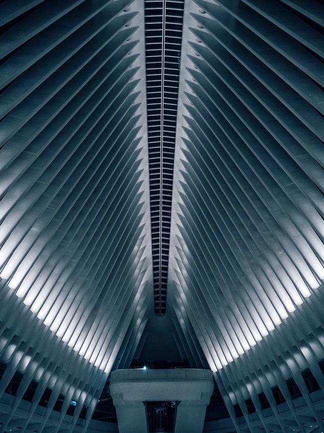 VSCO Light Urban Geometry Architecture