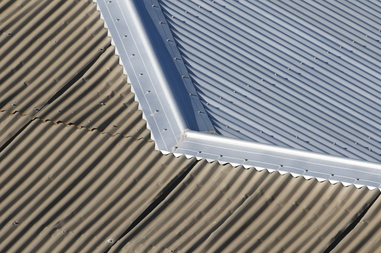 Architecture Building Exterior Built Structure City Close-up Corrugated Day House Roof Metal No People Outdoors Pattern Textured