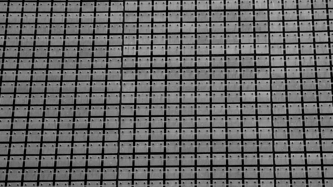 backgrounds, pattern, full frame, repetition, grid, textured, no people, close-up, indoors, day