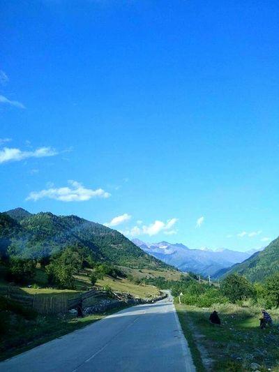 The Journey Is The Destination Georgia Mestia Mountains