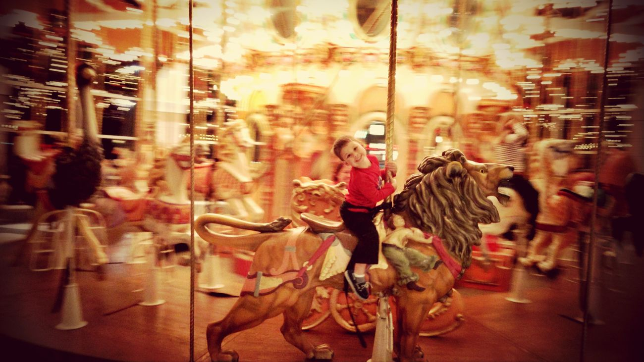 Taming the lion! First Eyeem Photo