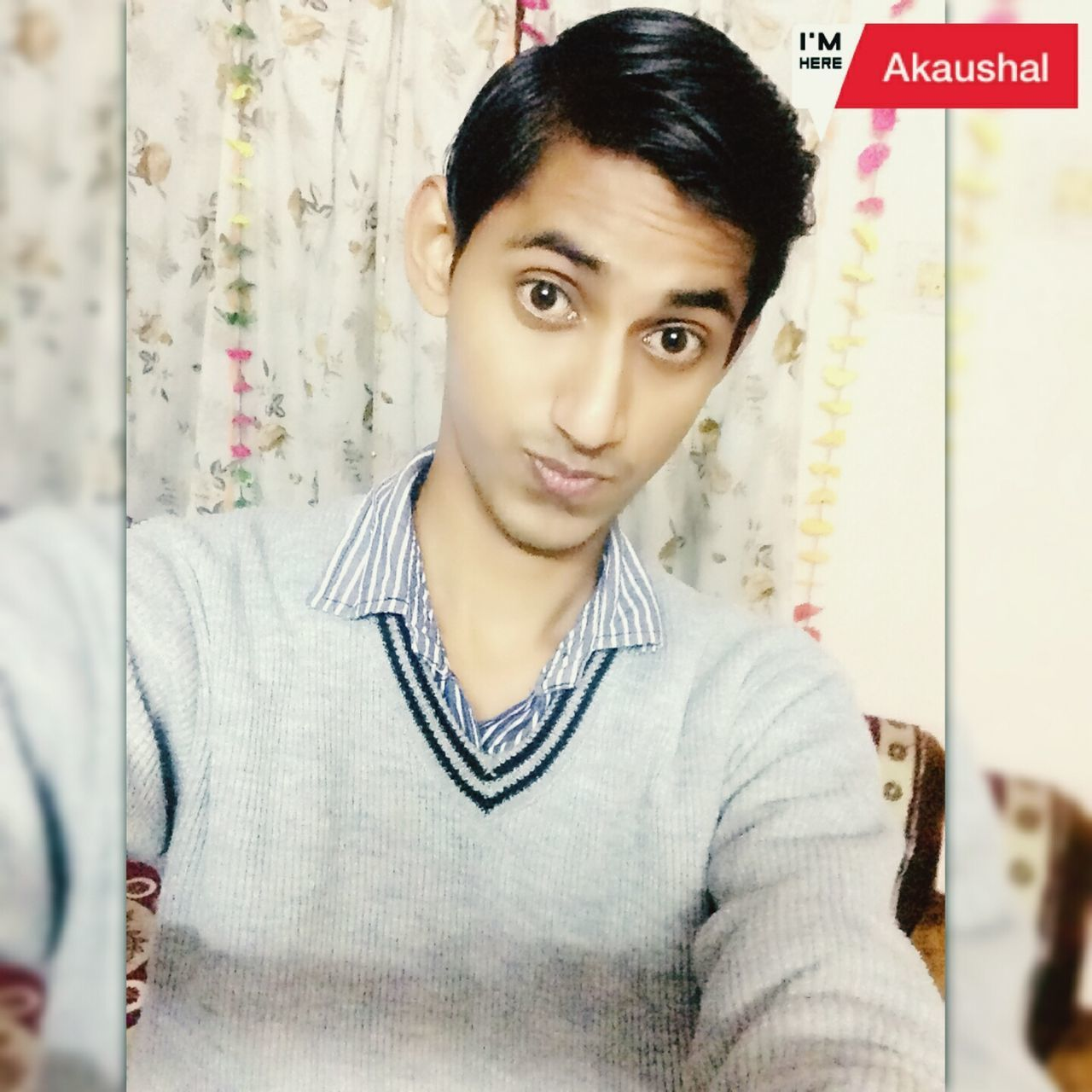 EyeEm Selects Looking At Camera Headshot Portrait One Person Casual Clothing Communication Looking At Camera Officialakaushal Front View India EyeEm Best Shots Awesome EyeEmNewHere