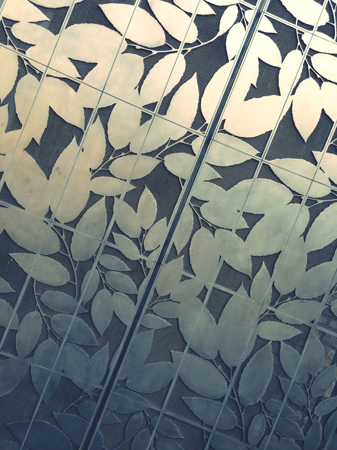 Pattern Leafs Metal Textures And Surfaces Surface Metal Art