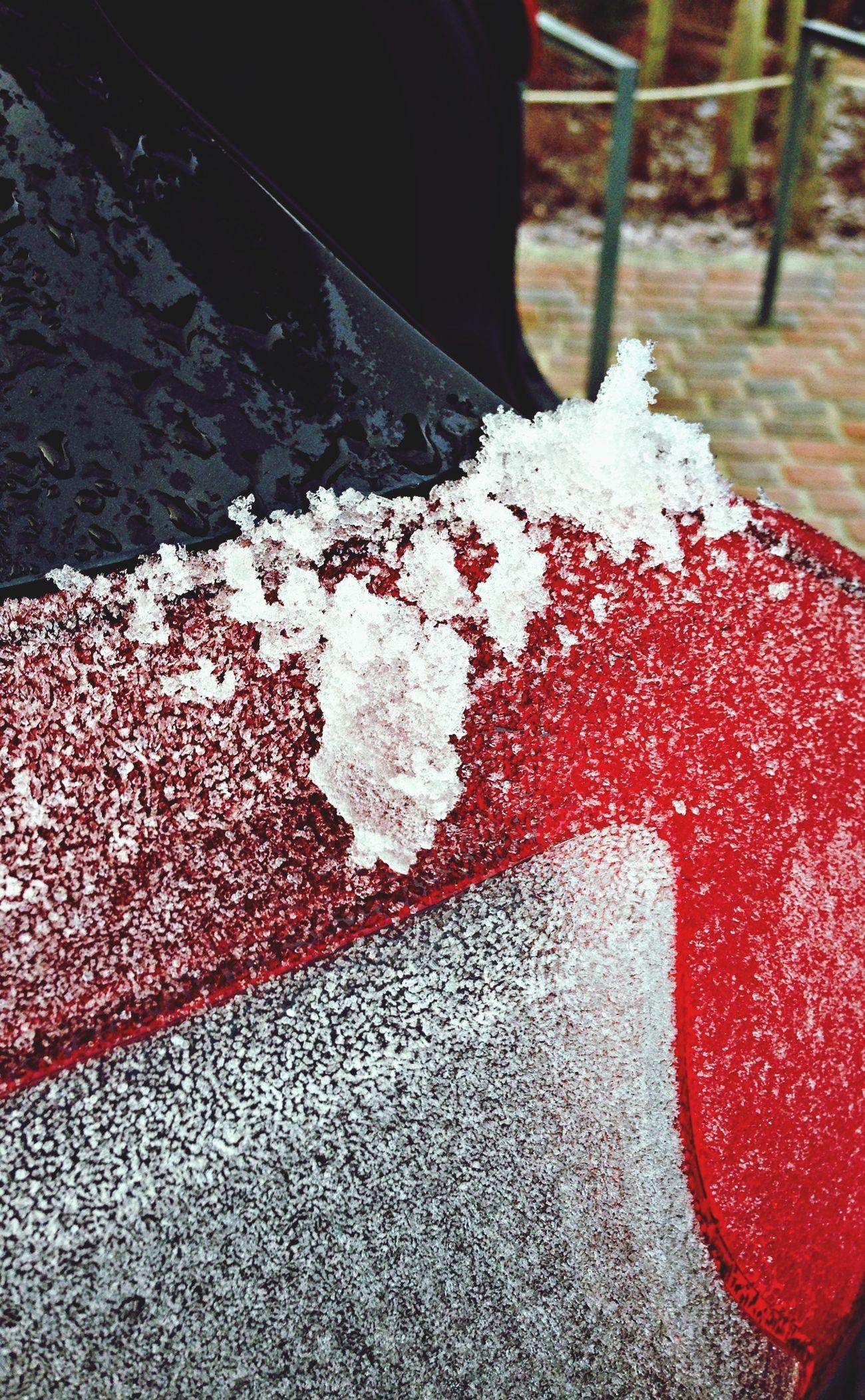 Winter Zinnowitz Frosty Cold